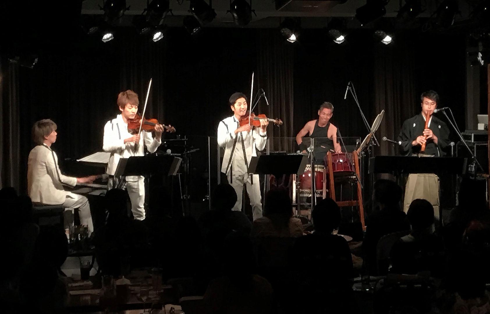 Masaki Otawa 大多和正樹 (Japanese taiko player - 和太鼓奏者) [Daikoku-TSUKEMEN_2019_2] 大黒 TSUKEMEN