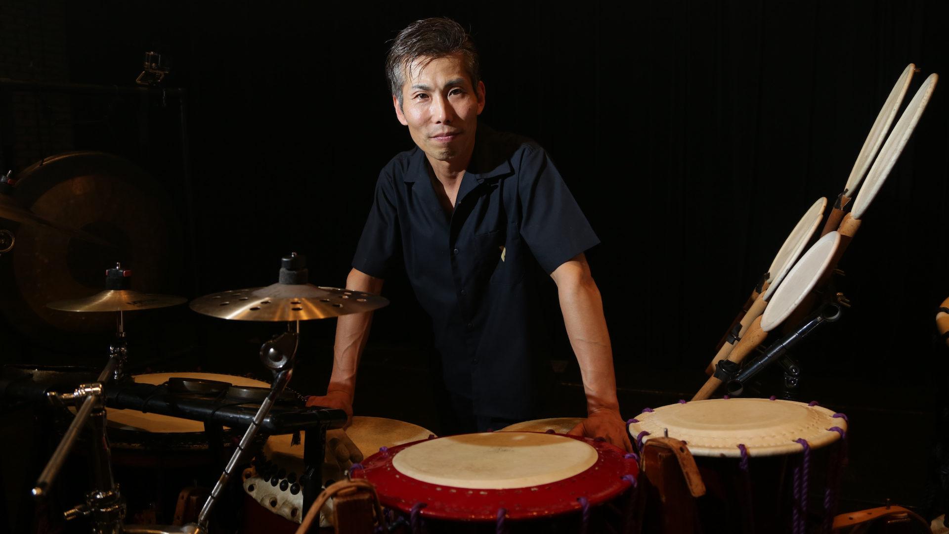 Masaki Otawa 大多和正樹 (Japanese taiko player - 和太鼓奏者) [OV_4]_web
